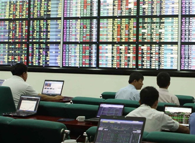 Vietnam's stocks rebound on bottom-fishing, vietnam economy, business news, vn news, vietnamnet bridge, english news, Vietnam news, news Vietnam, vietnamnet news, vn news, Vietnam net news, Vietnam latest news, Vietnam breaking news