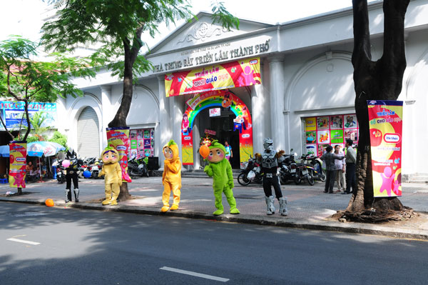Places of interest for weekend in HCMC, entertainment events, entertainment news, entertainment activities, what's on, Vietnam culture, Vietnam tradition, vn news, Vietnam beauty, news Vietnam, Vietnam news, Vietnam net news, vietnamnet news, vietnamnet b