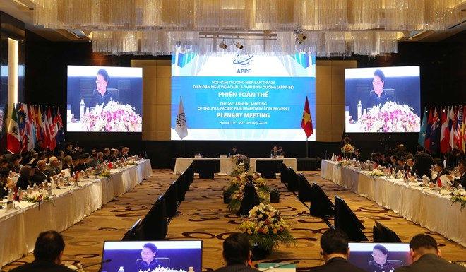 APPF-26: Vietnam's major diplomatic event in 2018, Government news, Vietnam breaking news, politic news, vietnamnet bridge, english news, Vietnam news, news Vietnam, vietnamnet news, Vietnam net news, Vietnam latest news, vn news