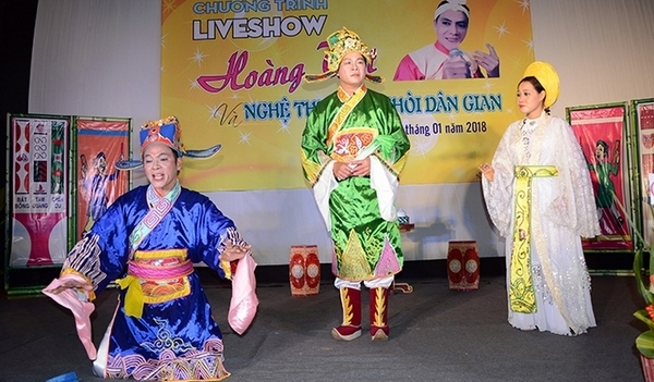 Measures needed to preserve and promote traditional art form, entertainment events, entertainment news, entertainment activities, what's on, Vietnam culture, Vietnam tradition, vn news, Vietnam beauty, news Vietnam, Vietnam news, Vietnam net news, vietnam