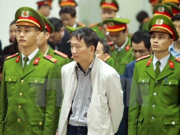 Trinh Xuan Thanh sentenced to life imprisonment, social news, vietnamnet bridge, english news, Vietnam news, news Vietnam, vietnamnet news, Vietnam net news, Vietnam latest news, vn news, Vietnam breaking news