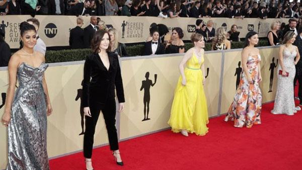 Screen Actors Guild awards, Golden Globes, Nicole Kidman, powerful speech
