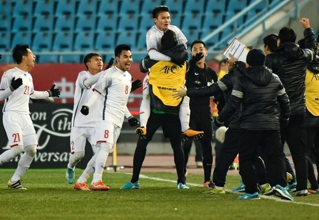 Vietnam's U23 team shakes international media, Sports news, football, Vietnam sports, vietnamnet bridge, english news, Vietnam news, news Vietnam, vietnamnet news, Vietnam net news, Vietnam latest news, vn news, Vietnam breaking news