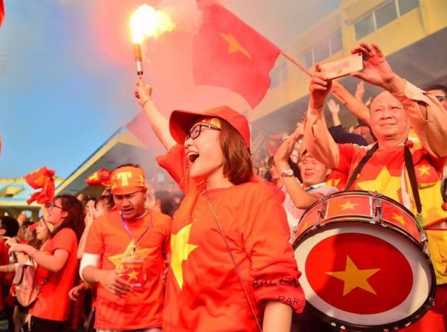 Outpouring of congratulations and rewards to U23 VN football team, Sports news, football, Vietnam sports, vietnamnet bridge, english news, Vietnam news, news Vietnam, vietnamnet news, Vietnam net news, Vietnam latest news, vn news, Vietnam breaking news