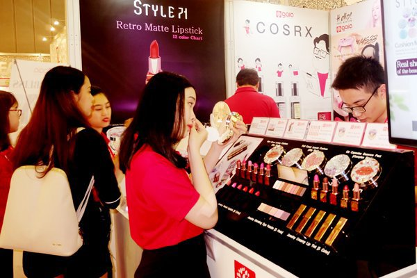 Vietnam's cosmetics imports double to US$6 billion, vietnam economy, business news, vn news, vietnamnet bridge, english news, Vietnam news, news Vietnam, vietnamnet news, vn news, Vietnam net news, Vietnam latest news, Vietnam breaking news