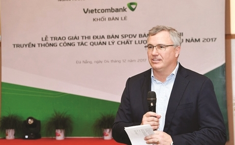 vietnam economy, business news, vn news, vietnamnet bridge, english news, Vietnam news, news Vietnam, vietnamnet news, vn news, Vietnam net news, Vietnam latest news, Vietnam breaking news, foreign bank, HSBC, CEO
