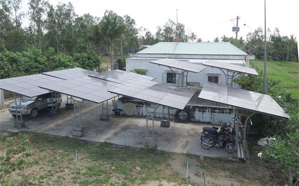 EREA, solar power projects, Vietnam economy, Vietnamnet bridge, English news about Vietnam, Vietnam news, news about Vietnam, English news, Vietnamnet news, latest news on Vietnam, Vietnam