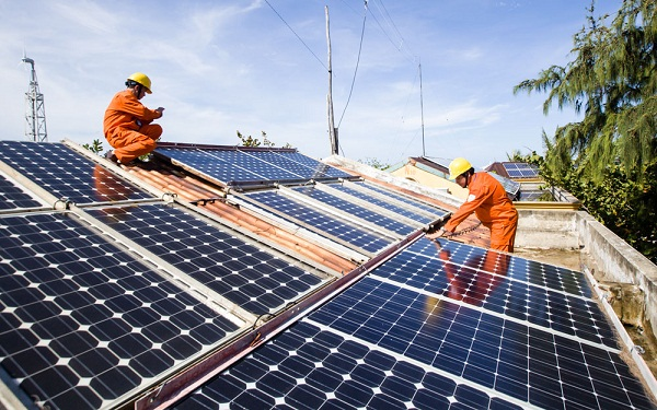 Vietnam's solar potential to reach hundreds of GW in near future, vietnam economy, business news, vn news, vietnamnet bridge, english news, Vietnam news, news Vietnam, vietnamnet news, vn news, Vietnam net news, Vietnam latest news, Vietnam breaking news