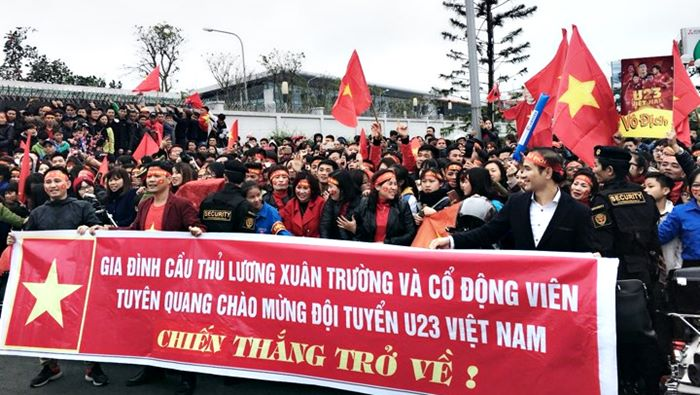 U23 Vietnam return home as heroes, Sports news, football, Vietnam sports, vietnamnet bridge, english news, Vietnam news, news Vietnam, vietnamnet news, Vietnam net news, Vietnam latest news, vn news, Vietnam breaking news