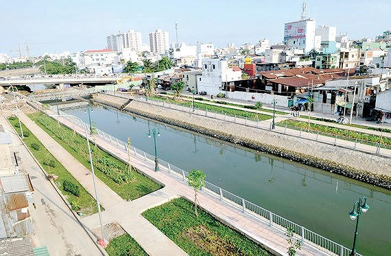 HCM City authorities make efforts to revitalize canals, social news, vietnamnet bridge, english news, Vietnam news, news Vietnam, vietnamnet news, Vietnam net news, Vietnam latest news, vn news, Vietnam breaking news