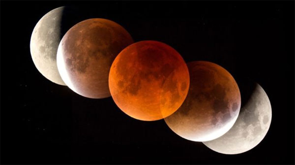 'super blue blood Moon'