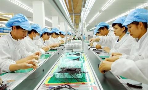 VN electronics industry growing, vietnam economy, business news, vn news, vietnamnet bridge, english news, Vietnam news, news Vietnam, vietnamnet news, vn news, Vietnam net news, Vietnam latest news, Vietnam breaking news