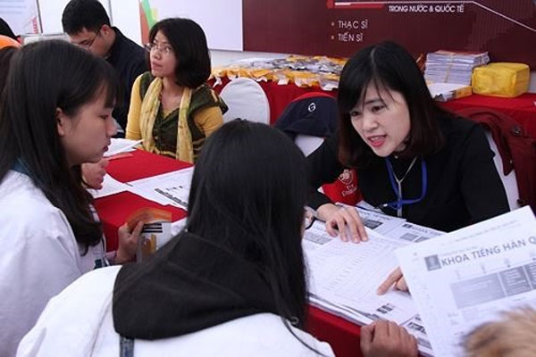 Universities, admissions quotas, the number of visiting lecturers, Vietnam economy, Vietnamnet bridge, English news about Vietnam, Vietnam news, news about Vietnam, English news, Vietnamnet news, latest news on Vietnam, Vietnam