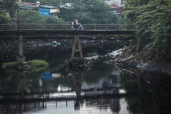 Nhue-Day river basin polluted despite clean-up efforts, environmental news, sci-tech news, vietnamnet bridge, english news, Vietnam news, news Vietnam, vietnamnet news, Vietnam net news, Vietnam latest news, Vietnam breaking news, vn news