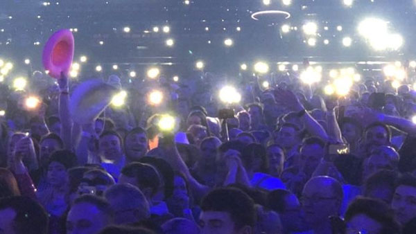 Lady Gaga, world tour, halt