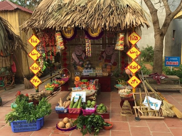 Traditional Tet space opens in Hanoi