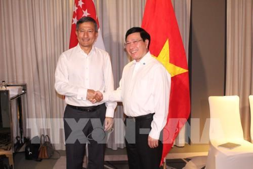 Singapore vows to back Vietnam in transforming industries, Government news, Vietnam breaking news, politic news, vietnamnet bridge, english news, Vietnam news, news Vietnam, vietnamnet news, Vietnam net news, Vietnam latest news, vn news