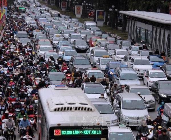 Ha Noi, traffic jams, Vietnam economy, Vietnamnet bridge, English news about Vietnam, Vietnam news, news about Vietnam, English news, Vietnamnet news, latest news on Vietnam, Vietnam