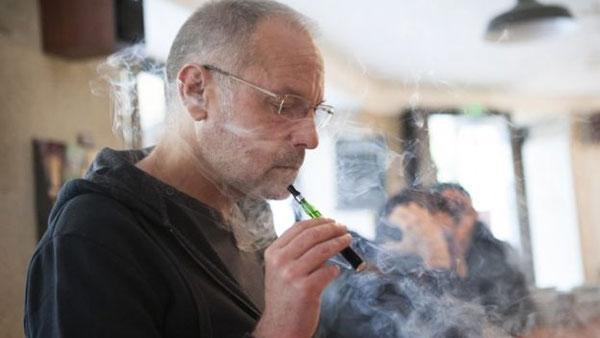 E-cigarettes, prescription, harm from smoking