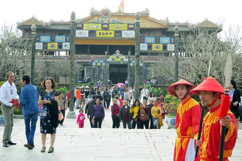 Multiple activities to welcome Tet in Hue, entertainment events, entertainment news, entertainment activities, what's on, Vietnam culture, Vietnam tradition, vn news, Vietnam beauty, news Vietnam, Vietnam news, Vietnam net news, vietnamnet news, vietnamne