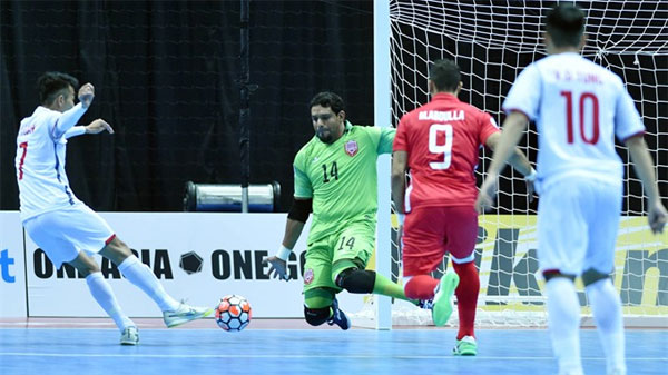 Asian futsal, Asian Indoor and Martial Arts Games, Vietnam economy, Vietnamnet bridge, English news about Vietnam, Vietnam news, news about Vietnam, English news, Vietnamnet news, latest news on Vietnam, Vietnam