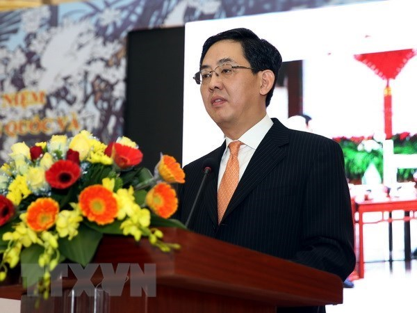 Vietnam, China Party leaders exchange New Year greetings, HCM City leader thanks US veterans for boosting ties with Vietnam, Cambodia's friendship order to Vietnamese individuals, organisations