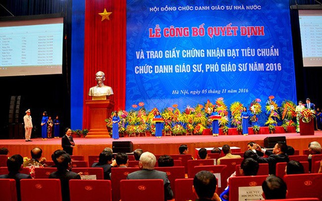 PM orders probe into professor appointments, social news, vietnamnet bridge, english news, Vietnam news, news Vietnam, vietnamnet news, Vietnam net news, Vietnam latest news, vn news, Vietnam breaking news