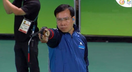 Hoang Xuan Vinh ranks second in 10m air pistol shooting worldwide, Sports news, football, Vietnam sports, vietnamnet bridge, english news, Vietnam news, news Vietnam, vietnamnet news, Vietnam net news, Vietnam latest news, vn news, Vietnam breaking news