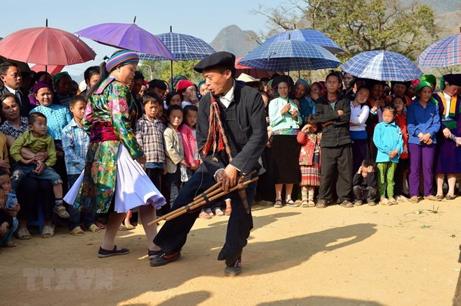 Festivals to spotlight H'mong culture, peach blossoms in Ha Giang, entertainment events, entertainment news, entertainment activities, what's on, Vietnam culture, Vietnam tradition, vn news, Vietnam beauty, news Vietnam, Vietnam news, Vietnam net news, vi