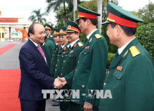 Party leader plans to consolidate public trust, PM pays tribute to late Government, State leaders, PM makes working trip to Military Zone 5, Prime Minister visits hospital in Da Nang