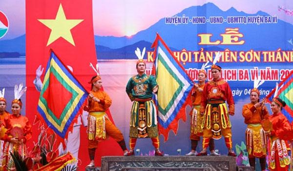 Worship of Tan Vien, Festival, Mountain God, national heritage, Vietnam economy, Vietnamnet bridge, English news about Vietnam, Vietnam news, news about Vietnam, English news, Vietnamnet news, latest news on Vietnam, Vietnam