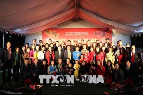 Vietnamese expats worldwide welcome traditional Tet festival, social news, vietnamnet bridge, english news, Vietnam news, news Vietnam, vietnamnet news, Vietnam net news, Vietnam latest news, vn news, Vietnam breaking news