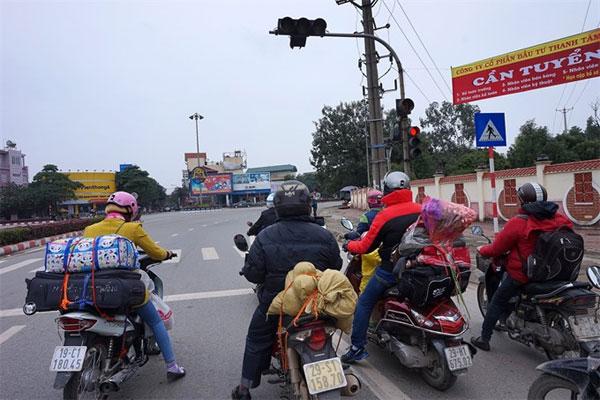 Lunar New Year, wayhome for Tet, Vietnam economy, Vietnamnet bridge, English news about Vietnam, Vietnam news, news about Vietnam, English news, Vietnamnet news, latest news on Vietnam, Vietnam