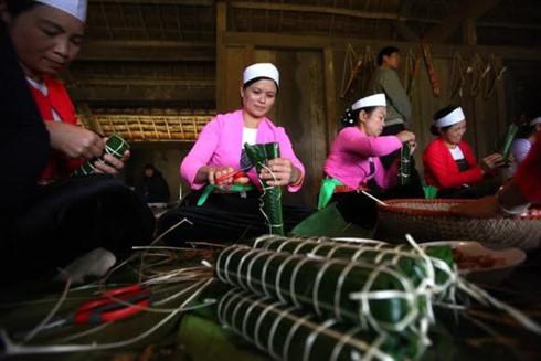 Tet customs of Vietnamese ethnic groups