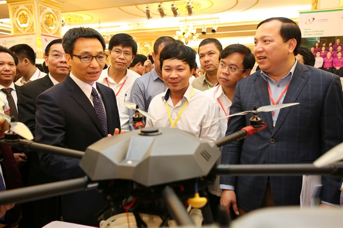Engineer develops drones for farmers, IT news, sci-tech news, vietnamnet bridge, english news, Vietnam news, news Vietnam, vietnamnet news, Vietnam net news, Vietnam latest news, Vietnam breaking news, vn news