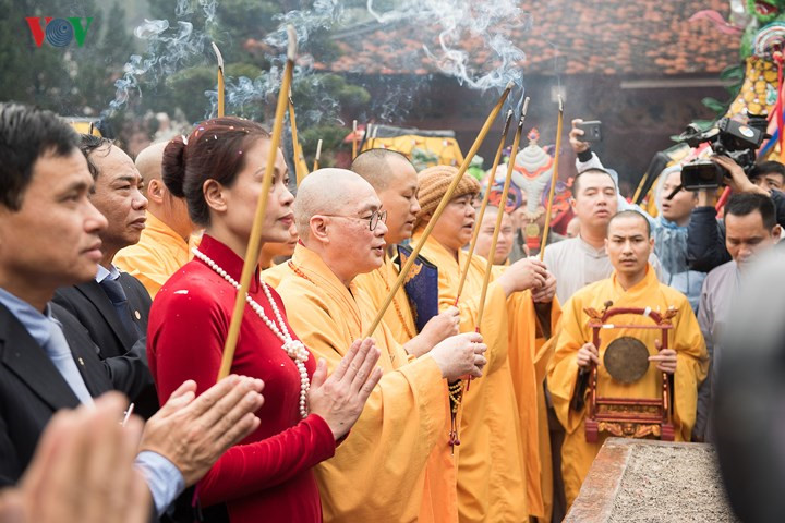 Huong Pagoda Festival opens, entertainment events, entertainment news, entertainment activities, what's on, Vietnam culture, Vietnam tradition, vn news, Vietnam beauty, news Vietnam, Vietnam news, Vietnam net news, vietnamnet news, vietnamnet bridge