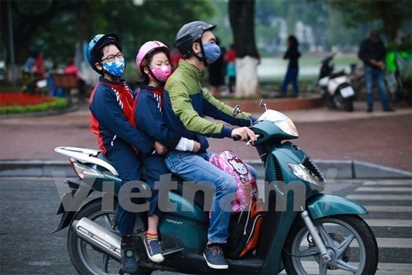 North Vietnam to welcome new cold spell