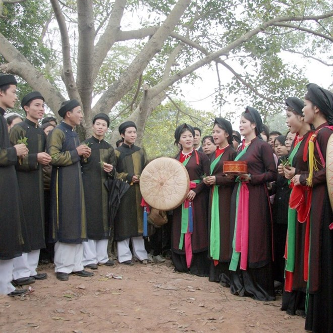 Bac Ninh to host love duet singing festival, entertainment events, entertainment news, entertainment activities, what's on, Vietnam culture, Vietnam tradition, vn news, Vietnam beauty, news Vietnam, Vietnam news, Vietnam net news, vietnamnet news, vietnam
