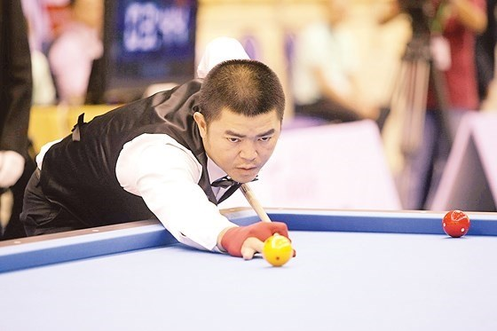 vietnamese-cueists-compete-in-germany