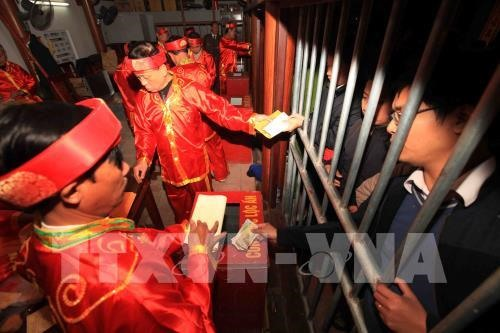 Cameras to monitor violations during Tran Temple festival
