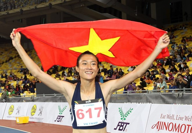 sprint-queen-le-tu-chinh-to-train-in-us