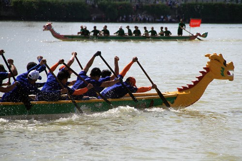 Hanoi to host first dragon boat racing festival, entertainment events, entertainment news, entertainment activities, what's on, Vietnam culture, Vietnam tradition, vn news, Vietnam beauty, news Vietnam, Vietnam news, Vietnam net news, vietnamnet news, vie