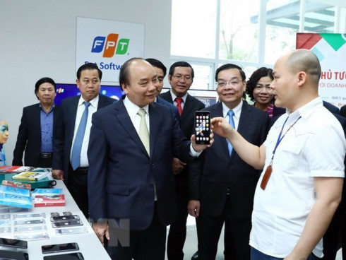 President Quang kicks off New Year tree planting festival, Prime Minister attaches importance to Party's leadership, PM requires Hoa Lac Hi-Tech Park to form startup ecosystem