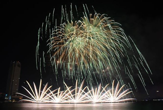 Eight teams to compete at Danang International Fireworks Festival, entertainment events, entertainment news, entertainment activities, what's on, Vietnam culture, Vietnam tradition, vn news, Vietnam beauty, news Vietnam, Vietnam news, Vietnam net news, vi