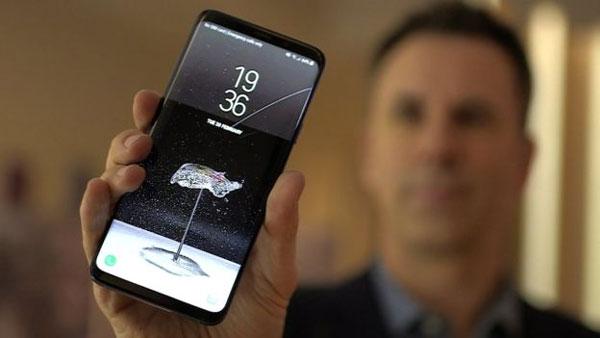 Samsung Galaxy S9, camera
