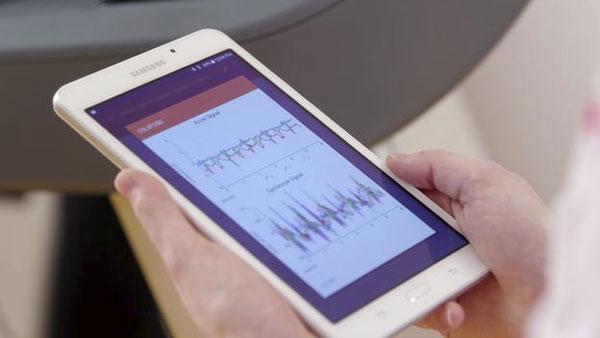 Stroke patients, wearable tech aids