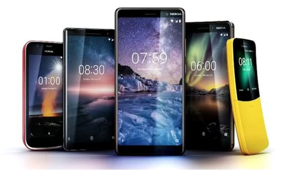 Nokia, Android smartphone