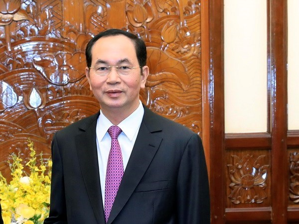 President Tran Dai Quang's India visit to foster multi-faceted cooperation, Government news, Vietnam breaking news, politic news, vietnamnet bridge, english news, Vietnam news, news Vietnam, vietnamnet news, Vietnam net news, Vietnam latest news, vn news