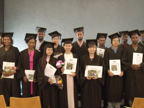 Vietnamese students graduate from Israel's agricultural MSc course, Vietnam education, Vietnam higher education, Vietnam vocational training, Vietnam students, Vietnam children, Vietnam education reform, vietnamnet bridge, english news, Vietnam news, news