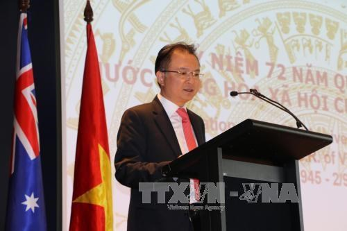 Vietnam enhances cooperation with Azerbaijan, Conference discusses values of Communist Manifesto, Australia among Vietnam's key partners: Ambassador, PM: Each diplomat should be soldier on external front